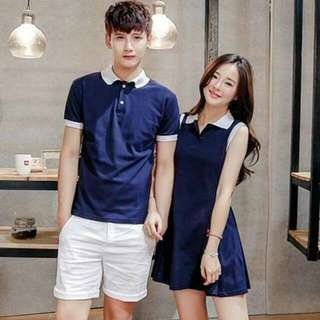 Youthful Korean Stylish Couple Clothes