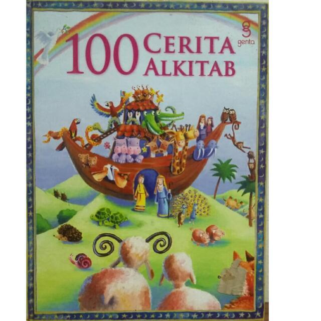 100 Cerita Alkitab