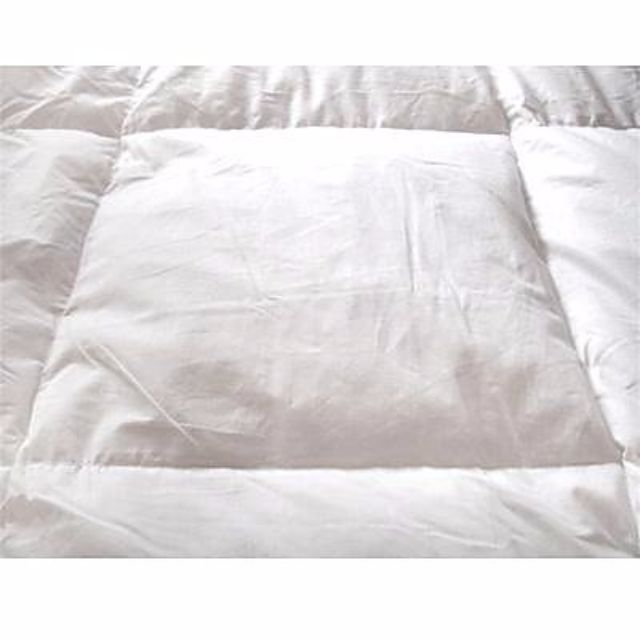 100% White Duck Feather Mattress Topper -KING