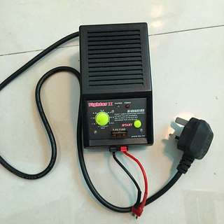 Fighter II Ni-Cd & Ni-MH Battery Charger