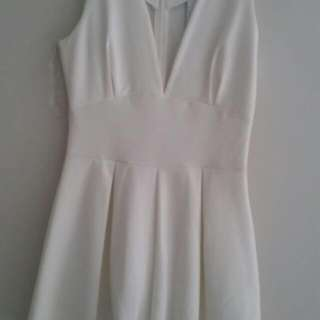 White PLAYSUIT 10