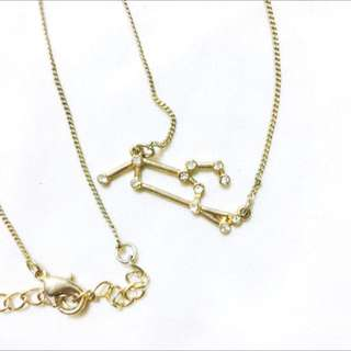 H&M Constellation Necklace