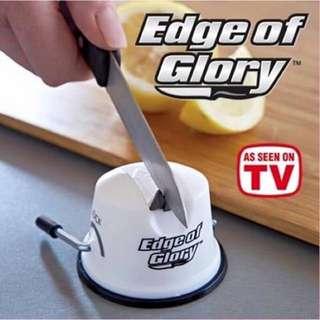 【熱銷TV  Edge of Glory 創意磨刀器】
