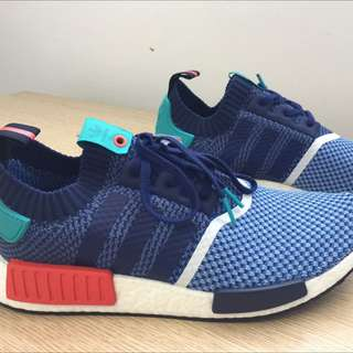 Adidas 100% Authentic NMD_R1 PK X Packers US10.5 Mens