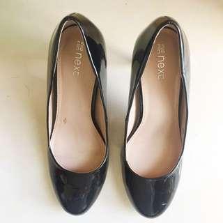 Black Heels By Next