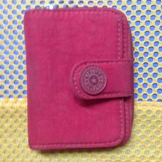 Authentic Kipling Small Purse Wallet