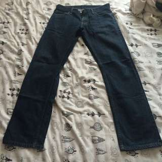 Levis Jeans 514 Slim Straight