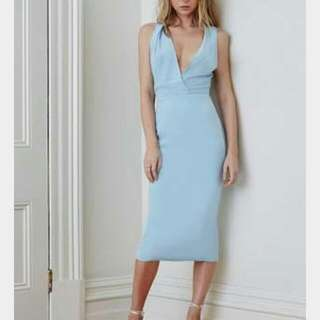WHITE Maurie And eve Do It Again  Dress