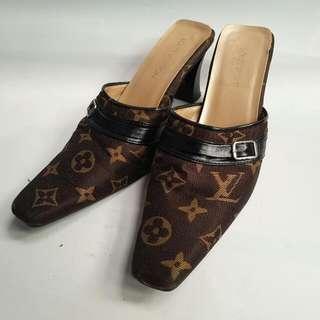 Louis Vuitton Mules Size 7 AU