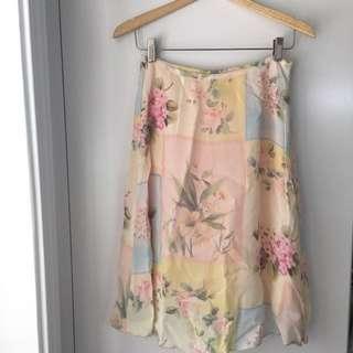 French Designer Skirt