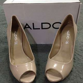 Aldo patent leather