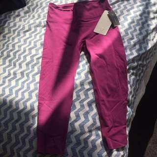 Lululemon Yoga Pants Crop
