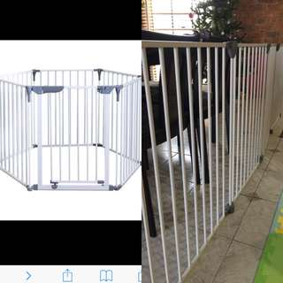 Playpen And Room Divider