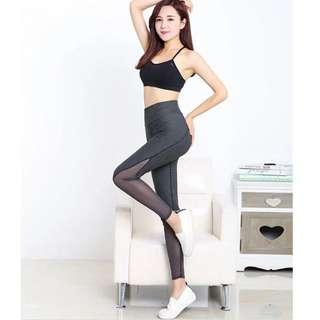 high waist active tights