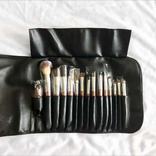 Vanity Planet X Palette | Professional Makeup Brush Collection
