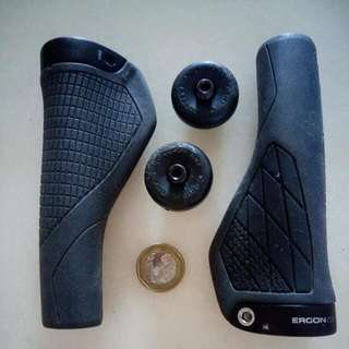 Ergon GS1 Grips (Reserved)