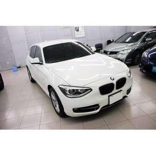 2014 BMW F20 116i 1.6 手自排 I KEY