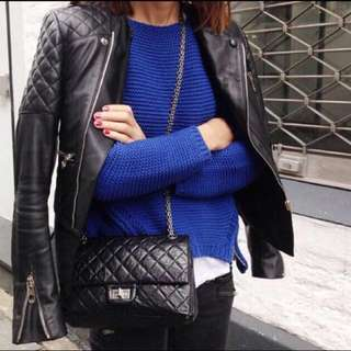 *Restock 6!* Quilted Chain Sling Bag