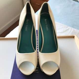 Marco Gianni White Heels