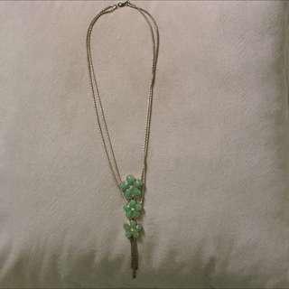Flower Long Necklaces