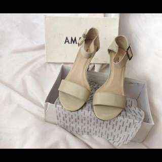 Wedges Nude Amante