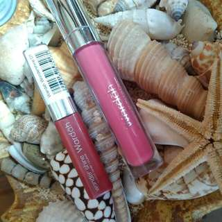 Wardah Lip Cream N Lipgloss