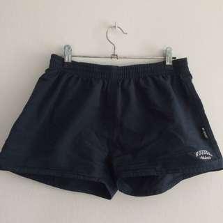 Running Shorts Size 8 Russell Athletics