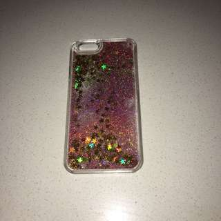 Water Glitter iPhone 6/6s Case