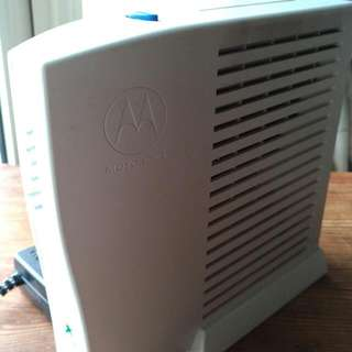 Motorola Surfboard Voice Data Modem
