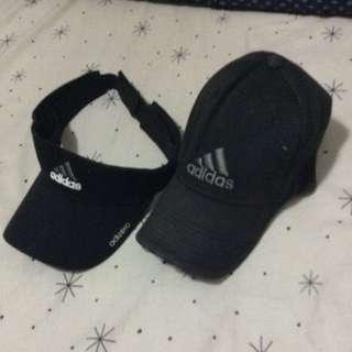 Assorted Adidas Hats