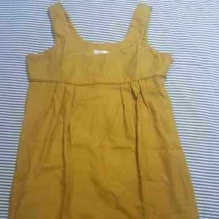 Dress Gaudi Size L bisa buat hamil
