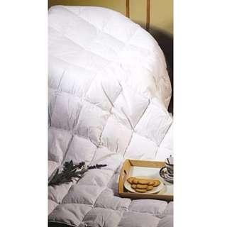 100% White Duck Feather Duvet / Doona /Quilt-QUEEN