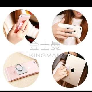 金色指環支架 手機環扣 手指扣 手機支架 iphone samsung sony htc 三星