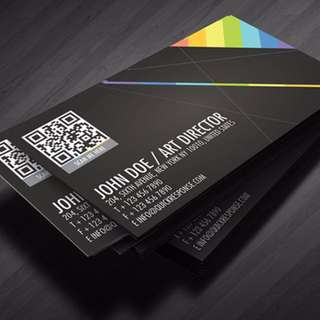 Namecard 500pcs Print