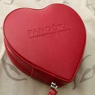 Pandora Jewellery Box Genuine Heart