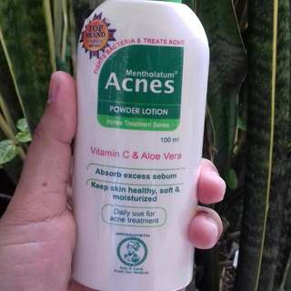 ACNES POWDER LOTION