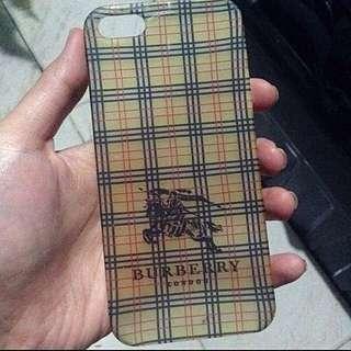 Burberry Iphone 5/5s Case