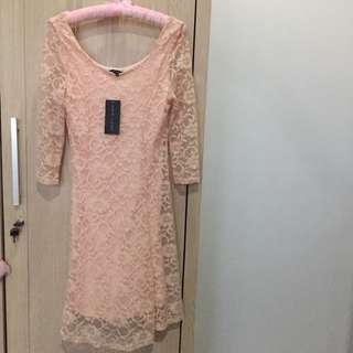 New Look Lace Dress