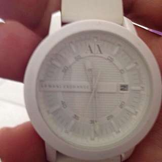 Armani Exchange Unisex Watch