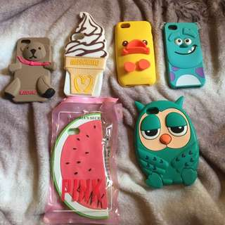 Iphone 5/5s Casings Covers