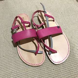 Diesel Real Cow Leather Sandal Original