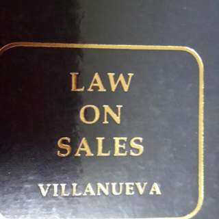 Comments and cases in sales and lease by  de leon 2009 - P700 Law on sales by villanueva 2009 - P1000 Torts and damages by pineda - P400 Property by rabuya - P700 Credit Transactions By De Leon 2013 -1000