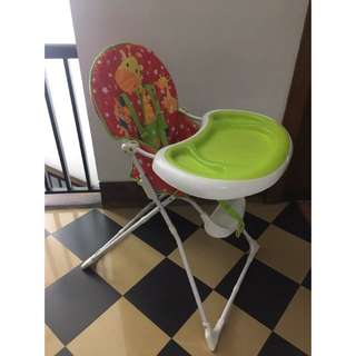 Mothercare High Chair Very Good Condition