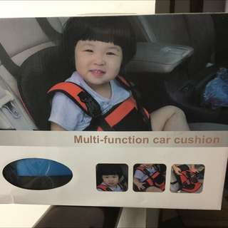 Multi Function Car Cushion