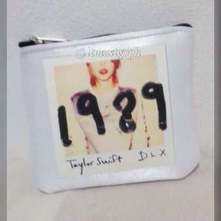 Taylor Swift Coin Purse