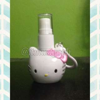 Hello Kitty Head Spray Bottle