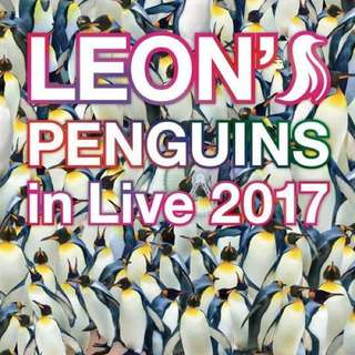 Leon's Penguins In live 2017黎明演唱會2017