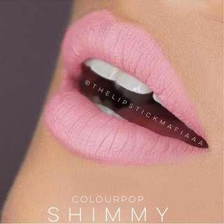 Colourpop Ultra Matte Shimmy