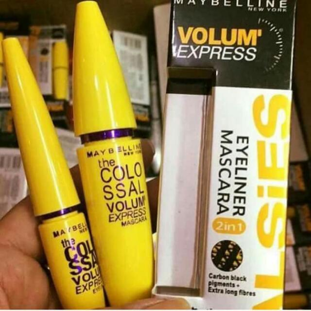 2 In 1 Maybelline Express