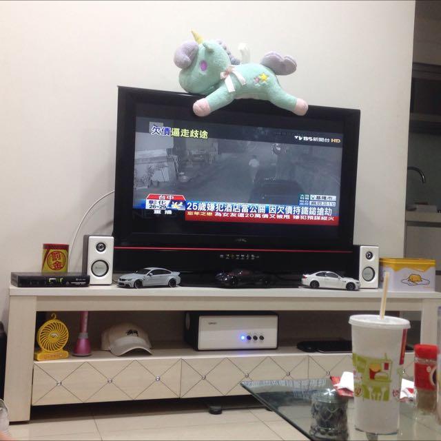 奢華貴族風水鑽電視櫃✨